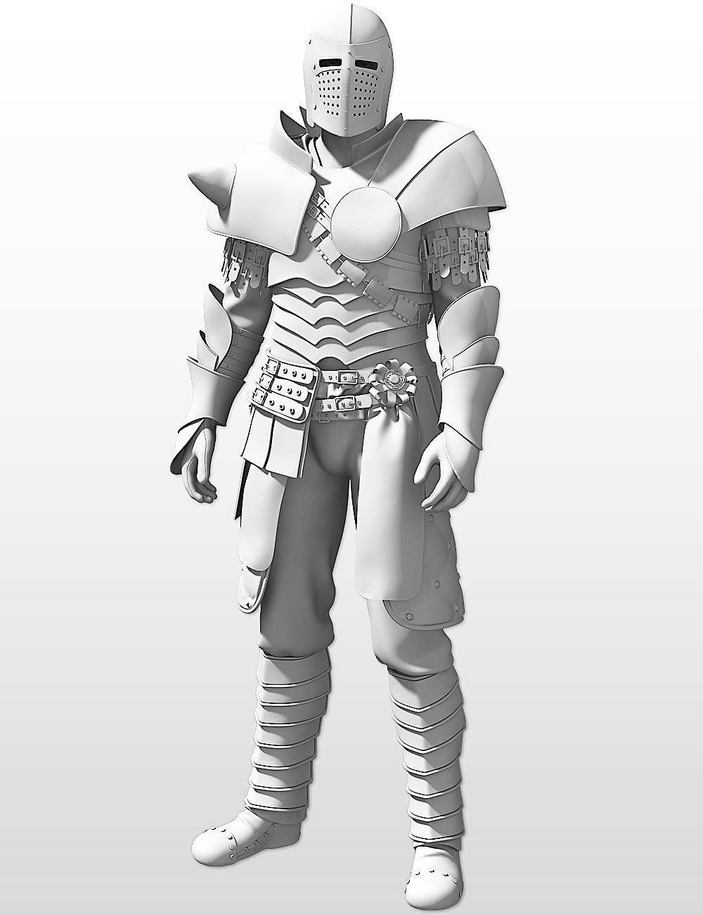 Bluebird 3D Recent Work Knight 2