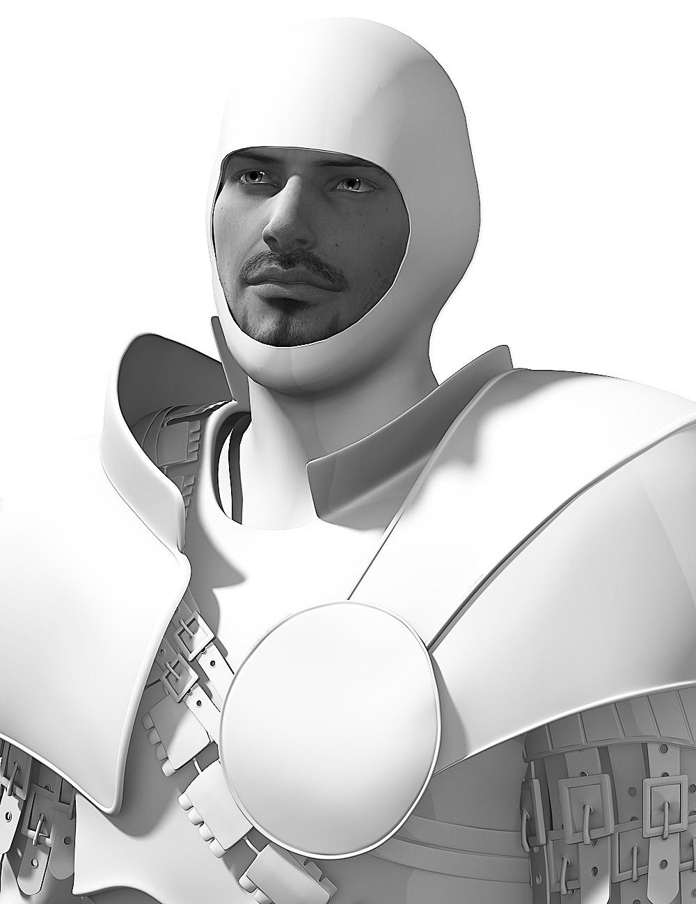 Bluebird 3D Recent Work Knight 5