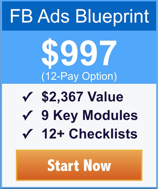 Keith Krance – Facebook Ads Blueprint