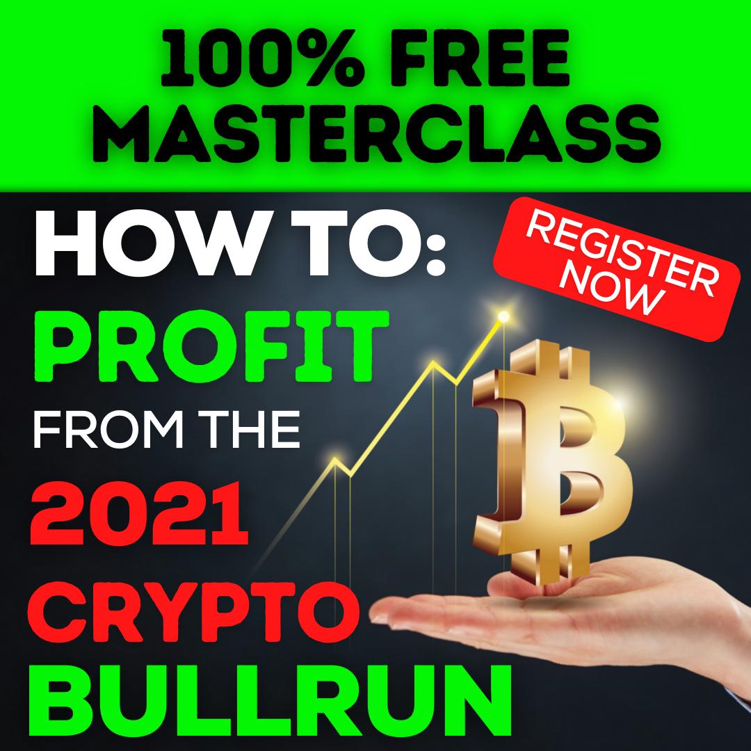 Free Webinar Masterclass on Crypto