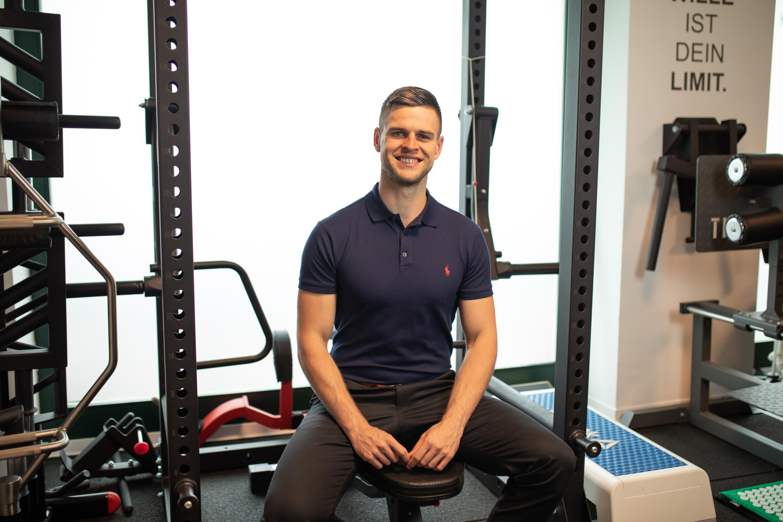 Jonas Busch Personal Trainer Prenzlau