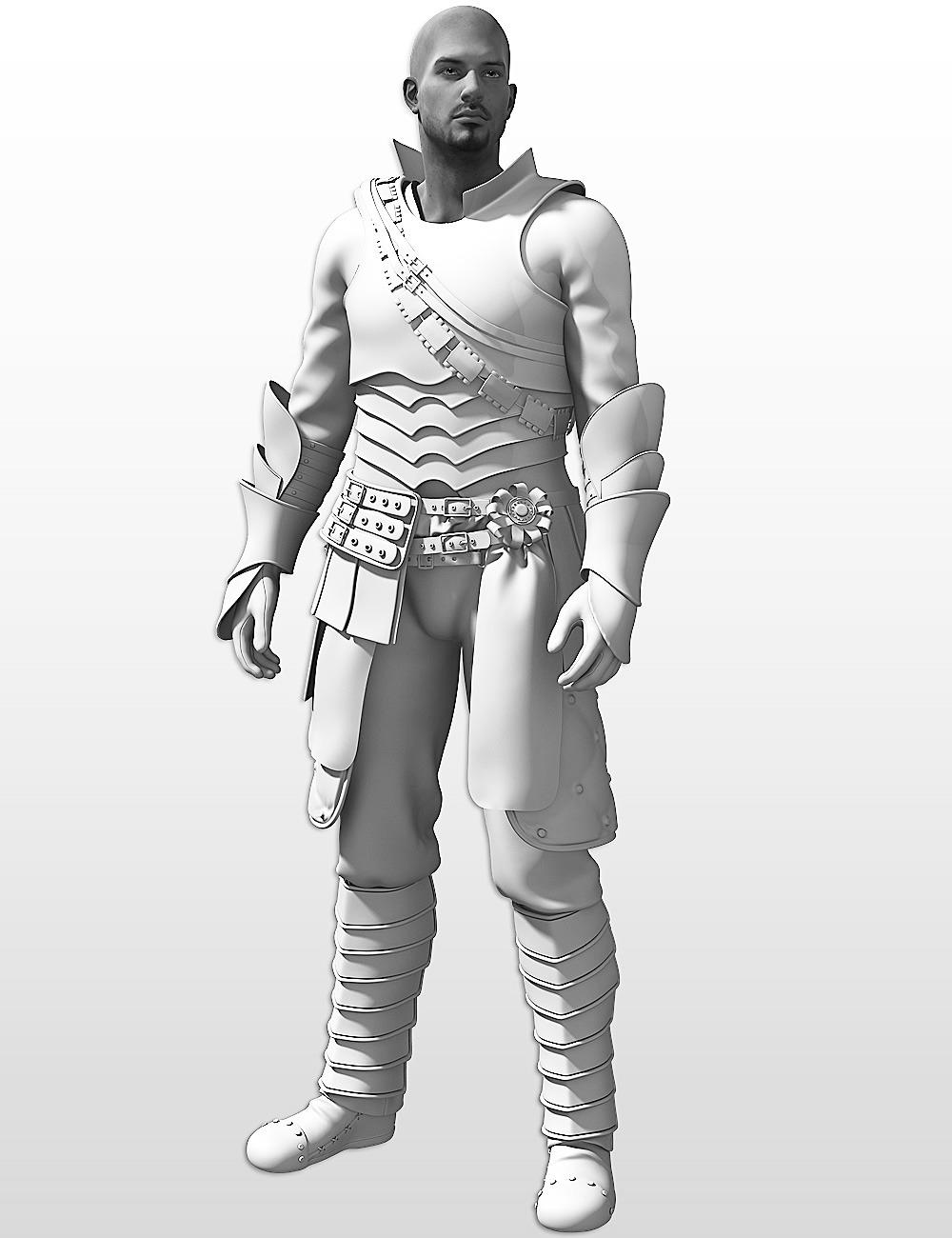 Bluebird 3D Recent Work Knight 6