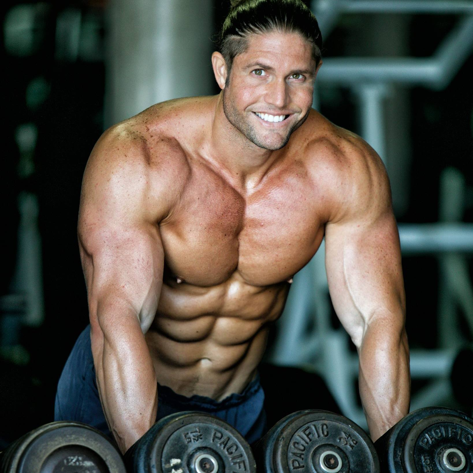 Terry Asher Gym Junkies