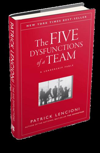 Lencioni 5 Dysfunctions