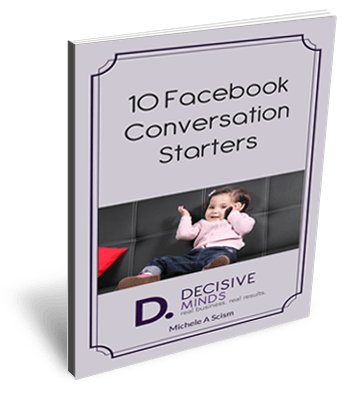 Facebook Conversation Starter