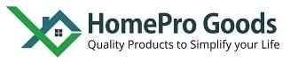 HomePro Goods Logo - Quality Products to Simplify Your Life