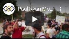 paul ryan Mobile Digital Billboard