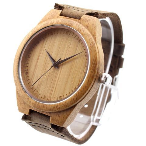 BOBO BIRD Bamboo Men's Watch