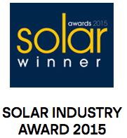 Solar Industry Award
