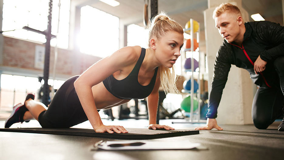 professional sales help for gym