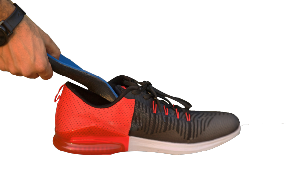ShapeFit - 3D Printed Custom Insoles for running
