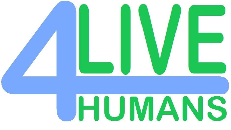 Logo von live4Humans