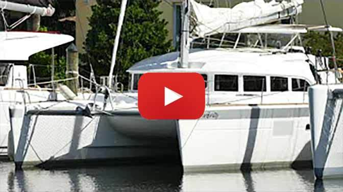 Walkthroughs on Catamarans For Sale