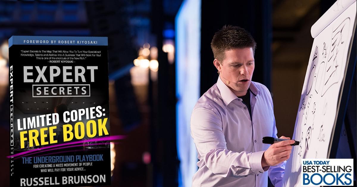 Russell Brunson Expert Secrets