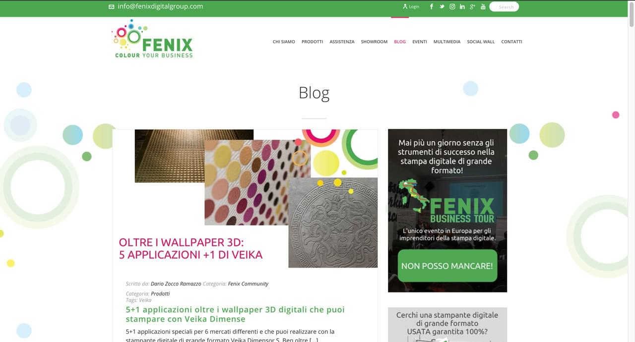 Fenix Business Tour presso TAG Roma 2018