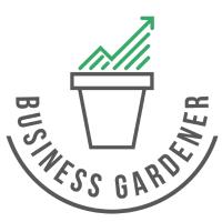 Tony Park, Business gardener