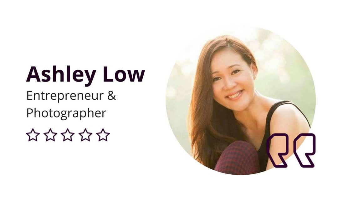 Ashley Low D'Elegance Testimonial: I Highly Recommend You Come And See It For Yourself