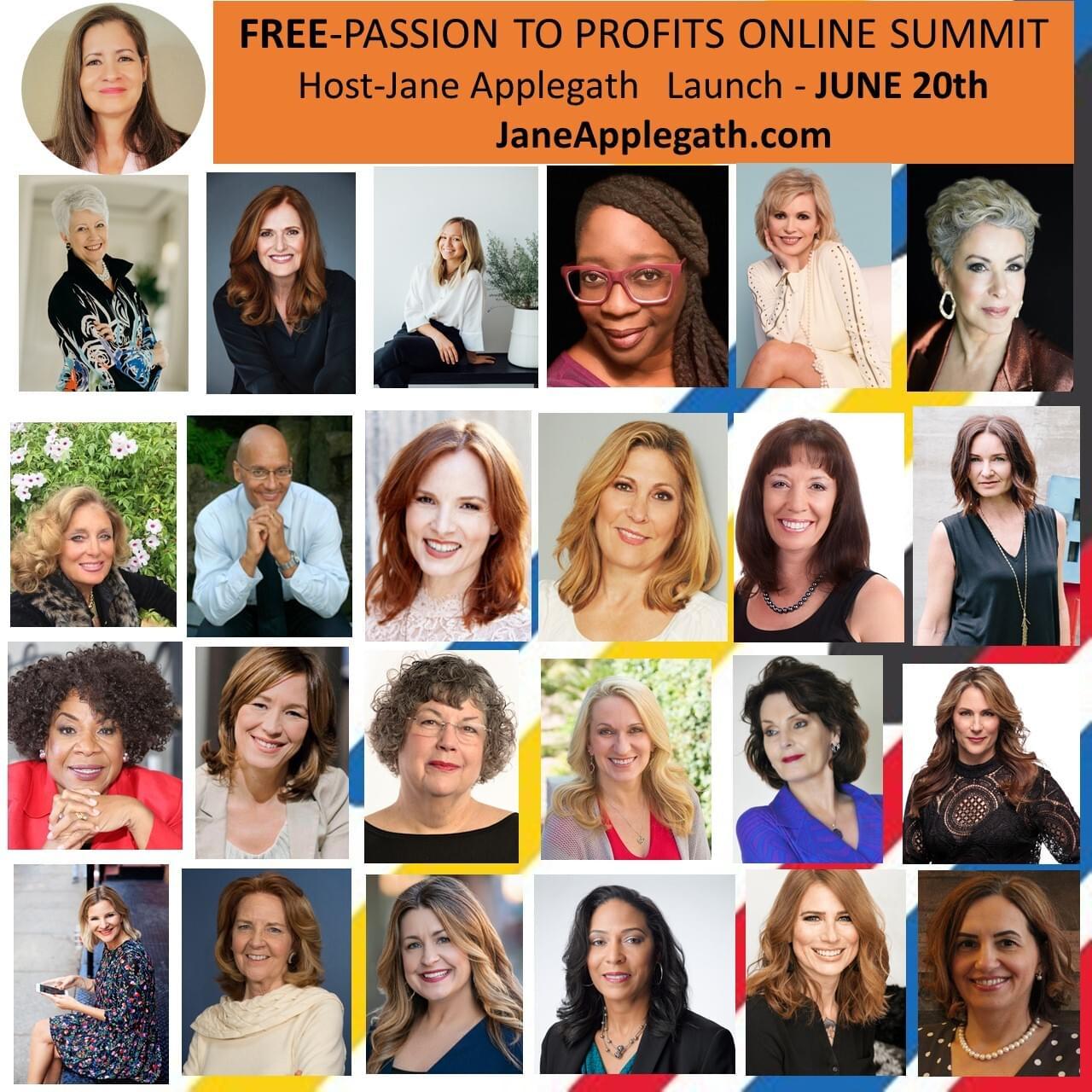 Passion to Profits Online Summit