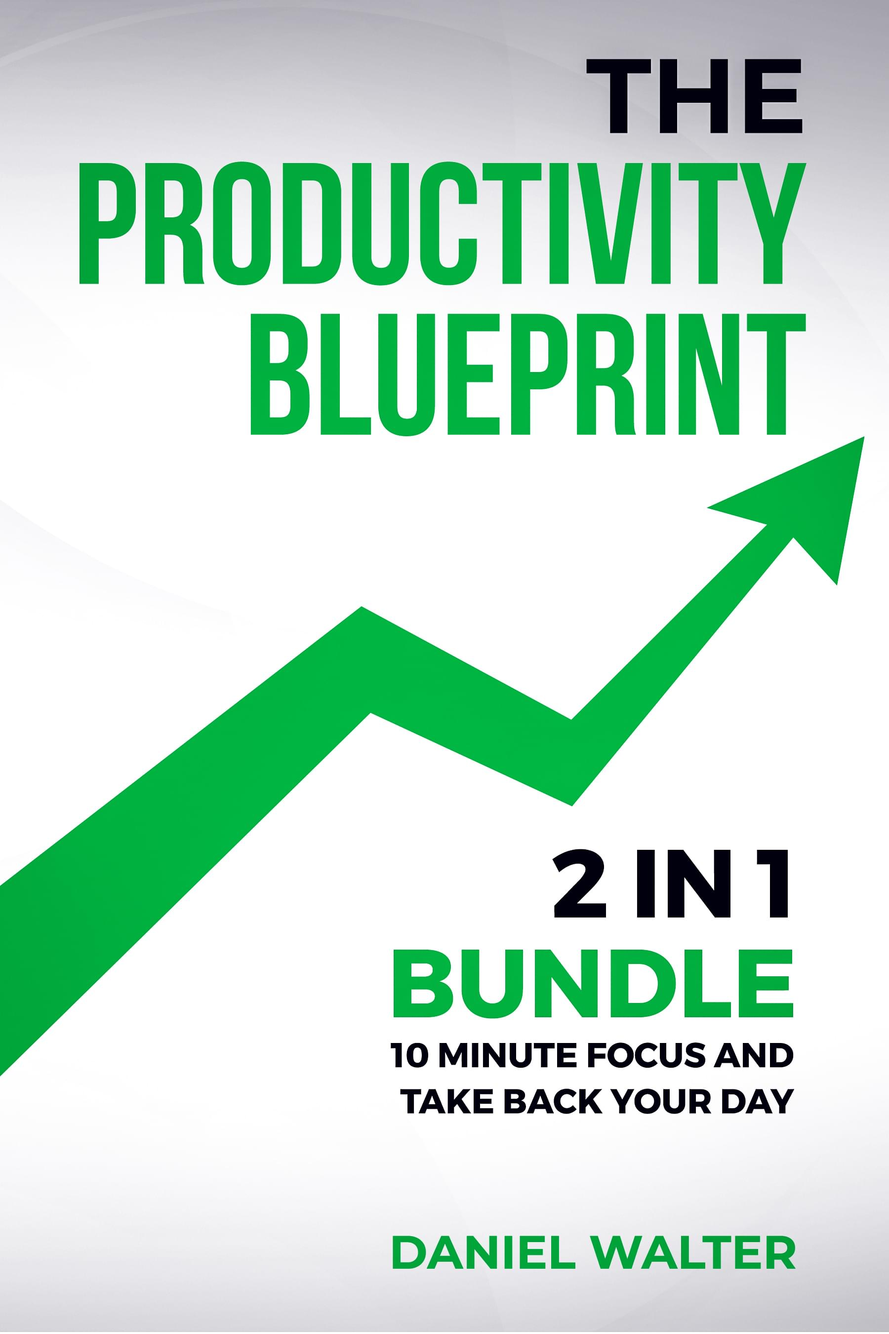 The Productivity Blueprint  by Daniel Walter