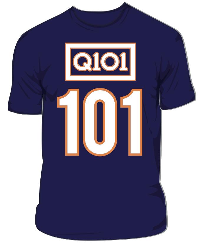 Q101 T-shirt