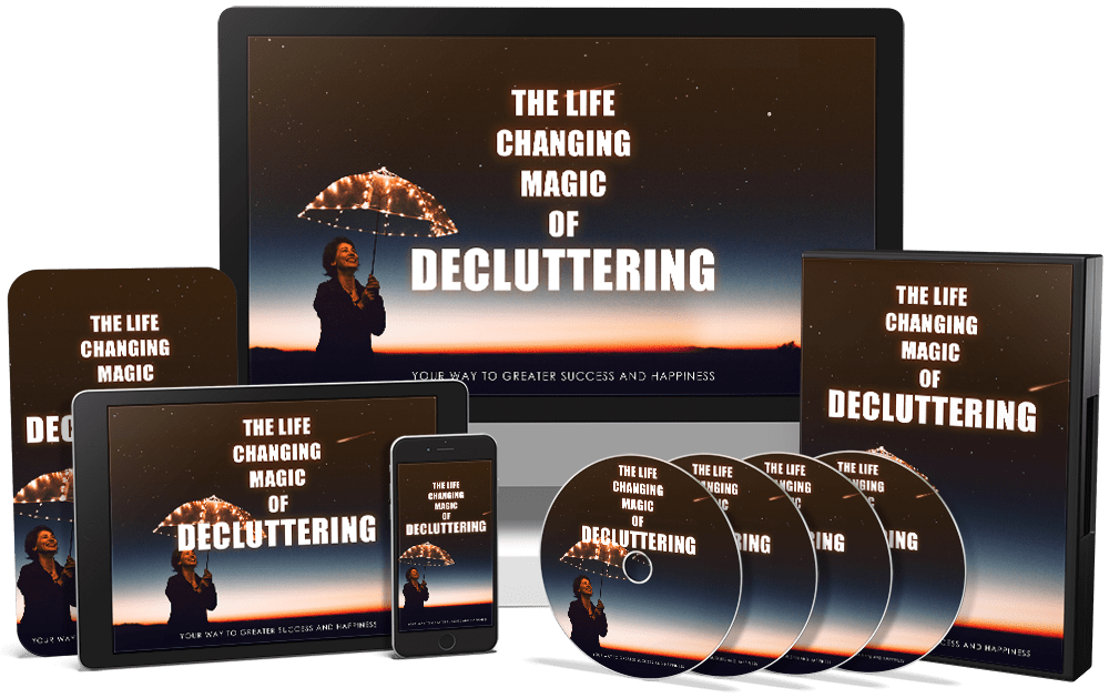 The Life Changing Magic Of Decluttering REVIEW