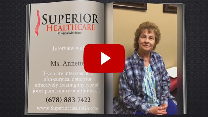 Watch Annette's story!