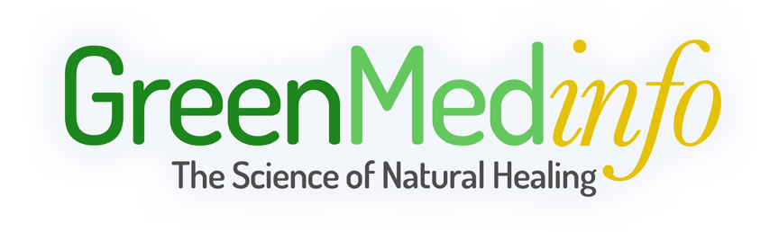 GreenMedInfo.com - The Science of Natural Healing