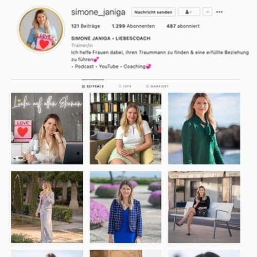 Simone Janiga Instagram