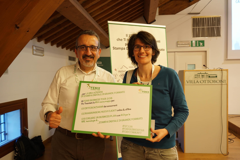 Federico Mantovani e Daniela Baldo - Plastigrafica
