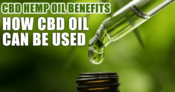 Organic CBD Hemp Oil