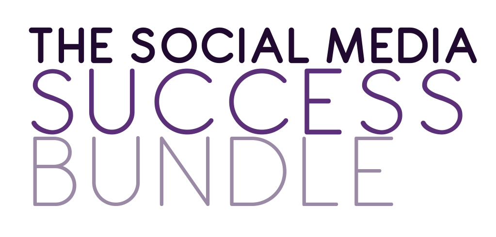Social Media Success Bundle