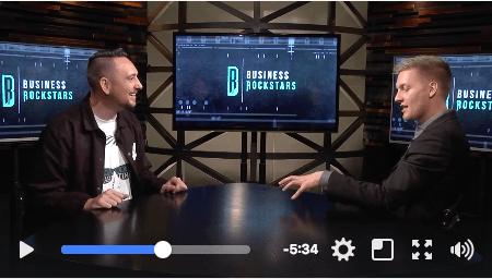 Jeremy Haynes Interview - Video
