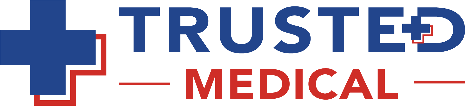 Trusted Medical Logo