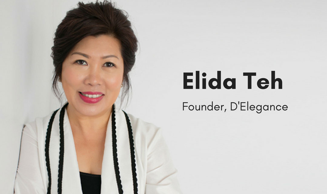 Elida Teh - DElegance Shapewear Founder