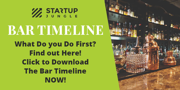 How To Open A Bar (10 steps) | Startup Jungle