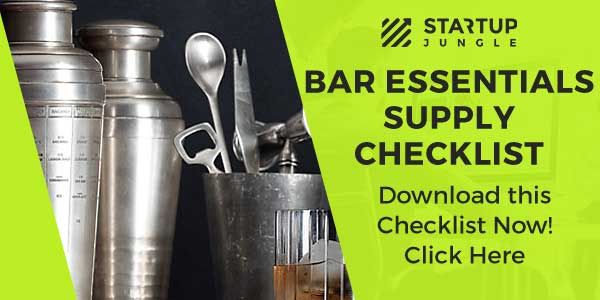 How To Open A Bar (10 steps)   Startup Jungle